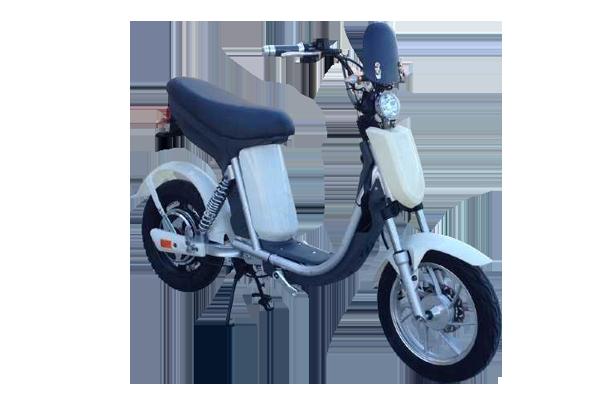 Electric pedal moped Evolts model design progress 2