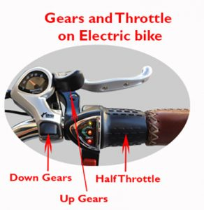 New Electric Mopeds for adults vs Electric Bike comparison 4