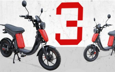 Electric Mopeds 101. What Are They and are they right for me?
