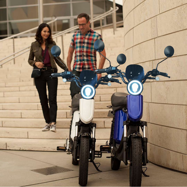 Two wheel Electric Mobility Scooter