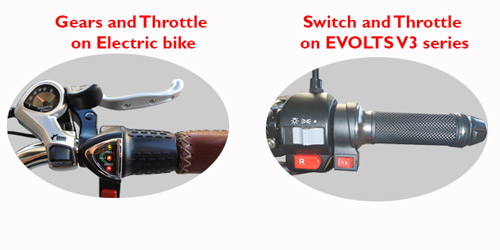 New Electric Mopeds for adults vs Electric Bike comparison 3